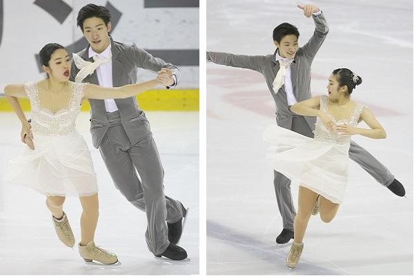 ACT NOW(アクトナウ)【アイスダンス折原裕香&森望】2022年北京オリンピック日本代表を目指す!