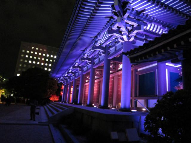 東長寺本殿