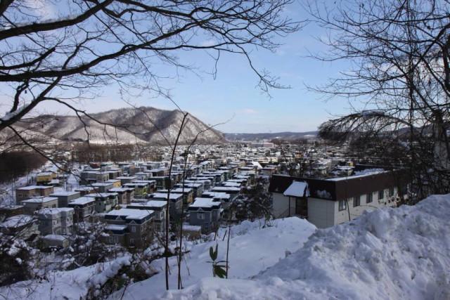 札幌市 南区 藤野