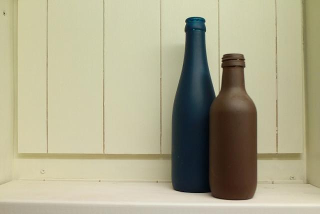 チョークボードボトル