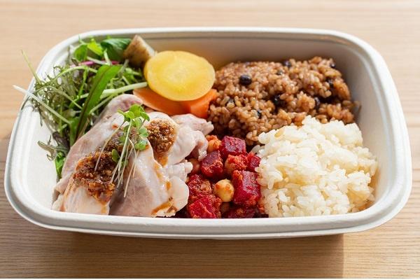 【中央区・弁当】「Organic Kitchen Chikyu」を応援! | ACT NOW